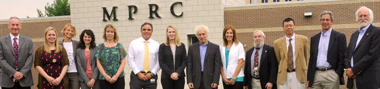 Group photo of Conte Center Scientists